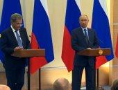 """بوتين يؤكد على تعزيز قدرات روسيا الدفاعية للتصدى لخطط """"الناتو"""""""