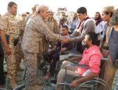 """رئيس """"الأركان"""" اليمنية: نخوض معركة إرساء دعائم اليمن الاتحادى"""