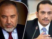 """بجاحة قطرية.. الدوحة تعترف: نعم أجرينا لقاءات سرية مع """"ليبرمان"""""""