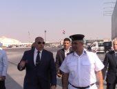 صور.. مدير أمن الجيزة يتفقد الخدمات الأمنية فى ثالث أيام عيد الأضحى