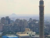 احباط محاولة شاب الانتحار من برج القاهرة بسبب أزمة عاطفية