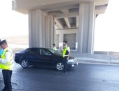 نشر خدمات مرورية بالطرق المؤدية للإقليمى لمتابعة حركة النقل