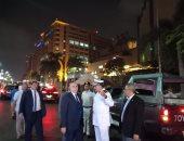 صور.. مدير أمن القاهرة يتفقد الخدمات الأمنية لتأمين احتفالات المواطنين بالعيد
