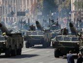 صور.. عروض عسكرية ضخمة خلال احتفالات أوكرانيا بعيد الاستقلال