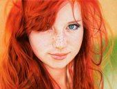 أصحاب الشعر الأحمر خطر تعرضهم أعلى للإصابة بسرطان الجلد