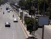 النشرة المرورية.. انتظام فى حركة السيارات بمحاور وميادين القاهرة والجيزة