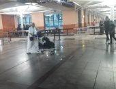 مطار القاهرة يستقبل 17 رحلة لمصر للطيران قادمة من الأراضى المقدسة