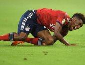كومان لن يلعب مع بايرن ميونخ قبل 2019