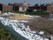 تنفيذ 12 قرار إزالة تعديات على الأراضى الزراعية بمركز ساحل سليم بأسيوط
