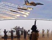 التحالف العربى باليمن يستهدف عناصر من القاعدة فى أبين