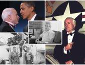 وفاة السيناتور الجمهورى الأمريكى جون ماكين عن عمر يناهز 81 عاما