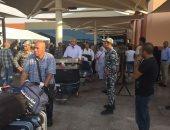 صور.. وصول أول رحلة رسمية ضمن الجسر الجوى لمصر للطيران لعودة الحجاج