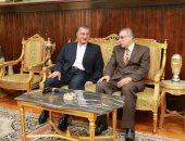 محافظ كفر الشيخ: مصر ستظل صامدة شامخة برجال القضاء