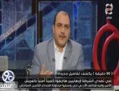فيديو.. محمد الباز: مصر قضت على الإرهاب والمتبقين هم فئرانهم