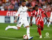 فيديو.. ريال مدريد يتعادل مع جيرونا 1 - 1 فى الشوط الأول