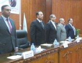 صور.. وزير القوى العاملة يفتتح ملتقى السلامة والأزمات بالمنوفية