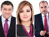 """تعرف على ضيوف برامج """"التوك شو"""" الليلة.. نبيل عمر وحافظ أبو سعدة الأبرز"""