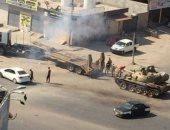 ليبيا تغلق حركة الملاحة الجوية في مطار معيتيقة الدولي بطرابلس