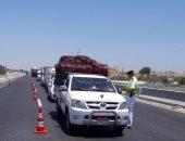 ضبط 13 سيارة ودراجة بخارية متروكة فى حملات بالقاهرة