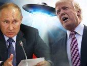 """حرب الفضاء بين واشنطن وموسكو.. ترامب يأمر  بتشكيل """"قوة فضائية"""".. وروسيا ترد بتطوير طائرات وأسلحة قادرة على تدمير الأقمار الصناعية.. مخاوف من تحويل الأقمار لأسلحة فتاكة .. وتاريخ المواجهة بدأ منذ عهد ريجان"""
