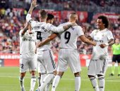 ملخص وأهداف مباراة جيرونا ضد ريال مدريد 1 - 4 فى الدورى الإسبانى