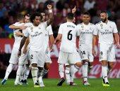 أبرز الأرقام القياسية من فوز ريال مدريد على جيرونا برباعية فى الليجا