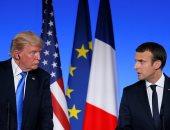 ترامب يرد على ماكرون: فرنسا بدأت تتعلم الألمانية قبل وصولنا