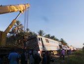 النيابة تخلى سبيل 3 ملاحظين بلوك بالسكة الحديد فى حادث قطار أسوان