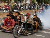 انطلاق فعاليات مهرجان إسكوتر فى إندونيسيا