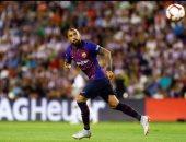الصفقات الجديدة تزين تشكيل برشلونة ضد جيرونا فى الدوري الإسباني