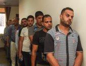 القبض على 8 أشخاص حاولوا عرقلة حملة إزالة على أراضى الدولة بالإسكندرية