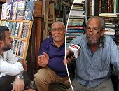 تجار سور الأزبكية يتذكرون نجيب محفوظ قبل وبعد جائزة نوبل للآداب