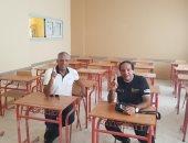 النائب محمد الحسينى يتابع تجهيزات مدرسة ثانوى بنات ببولاق تمهيدا لتشغيلها