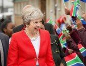 50 نائبا محافظا فى البرلمان البريطانى يبحثون الإطاحة بماى