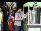 شاهد.. مبادرة لتوزيع العربات المتنقلة على الشباب بمحافظة القليوبية