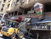 """قطاع التفتيش بـ""""التنمية المحلية"""" يشن حملة لغلق المقاهى المخالفة بالإسكندرية"""