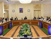 صور.. رئيس الوزراء يبحث مع وزراء اللجنة الاقتصادية مساعى خفض الدين العام