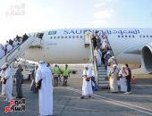 إجراءات أمنية مشددة بالمطار استعدادا لوصول حجاج قطاع غزة