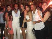 فيديو وصور.. شاهد أبرز نجوم الفن فى حفل زفاف محمد إمام
