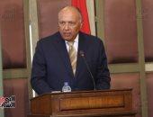 الخارجية: مصر ترفض كل ما يمس أحكام القضاء والمحاكمات تتسم بالنزاهة