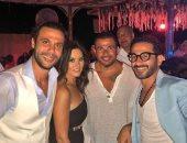 15 صورة جديدة من حفل زفاف محمد إمام ونوران طلعت فى الساحل