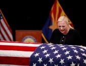 ميجان ماكين: والدى كان رجلا ومحاربا وأمريكيا عظيما