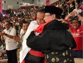 كل شئ من أجل إندونيسيا.. كيف احتفل الرئيس بإنجازات بلاده فى الدورة الآسيوية؟