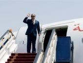 الرئيس السيسى يغادر إلى نيويورك للمشاركة فى اجتماعات الأمم المتحدة