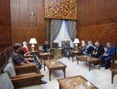 وفد من مصريات الخارج يشيد ببيان الأزهر ضد التحرش: امتداد لمواقفه الداعمة