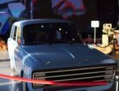 """شاهد.. """"كلاشينكوف"""" تكشف عن أولى سياراتها الكهربائية"""