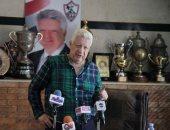 مرتضى منصور: أفكر فى الاستقالة يومياً من رئاسة الزمالك ومكمل بسبب الاستاد