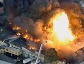 مصرع 42 شخصا على الأقل فى حريق بحافلة فى زيمبابوى