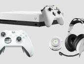 فيديو.. مايكروسوفت تكشف عن النسخة البيضاء من Xbox One X للمرة الأولى