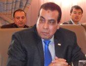 الدكتور عاطف أبو النور قائماً بعمل رئيس جامعة قناة السويس